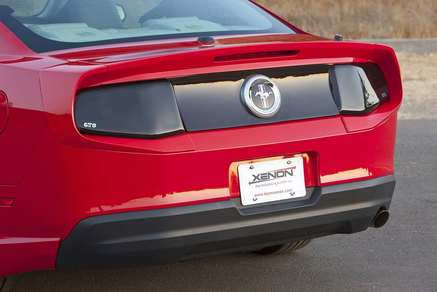 BlackOut Tail Light Covers