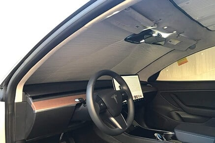 Sun Shield for Front Window