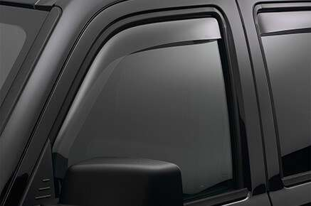 In-Channel Side Window Deflectors