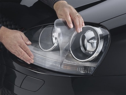 Fog Lamp Protection Film