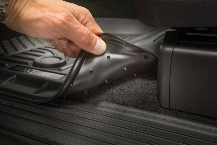 Photo of Husky floor mats nib system