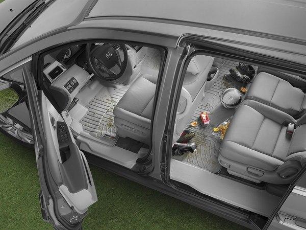 Weathertech digitalfit car mats: performance