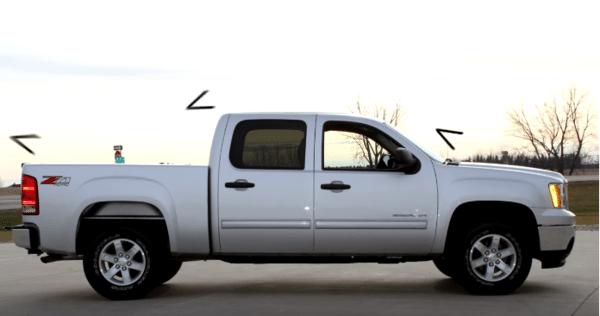 truck bed cover improve fuel mileage