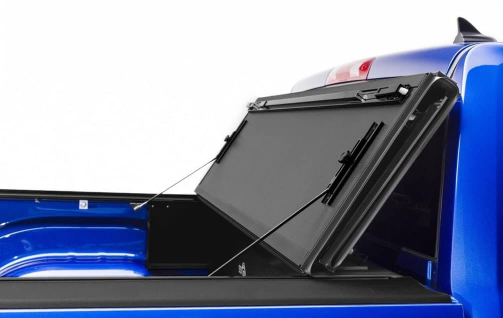 Photo of BAKFlip MX4 Tonneau Cover installed
