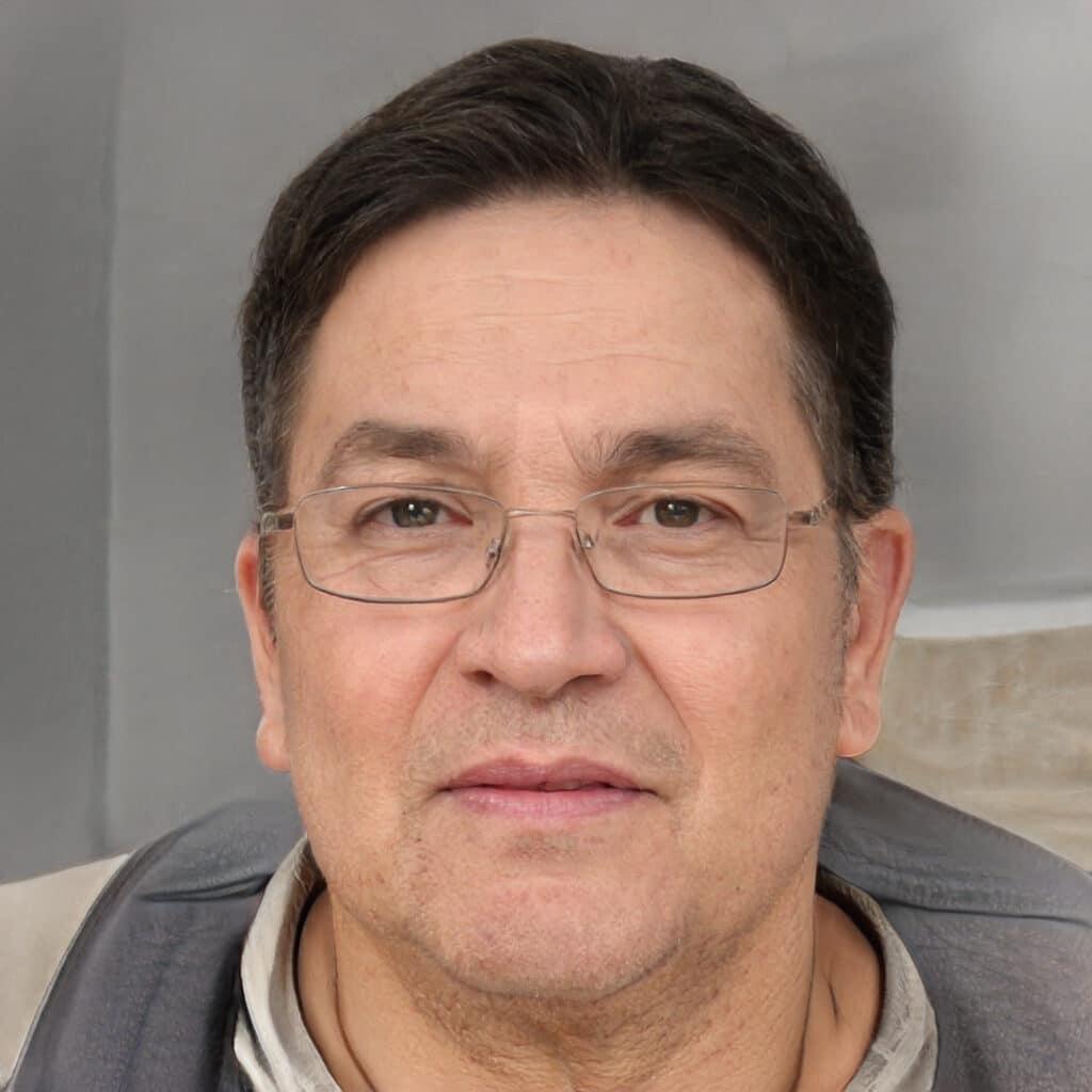 Headshot of Steven K