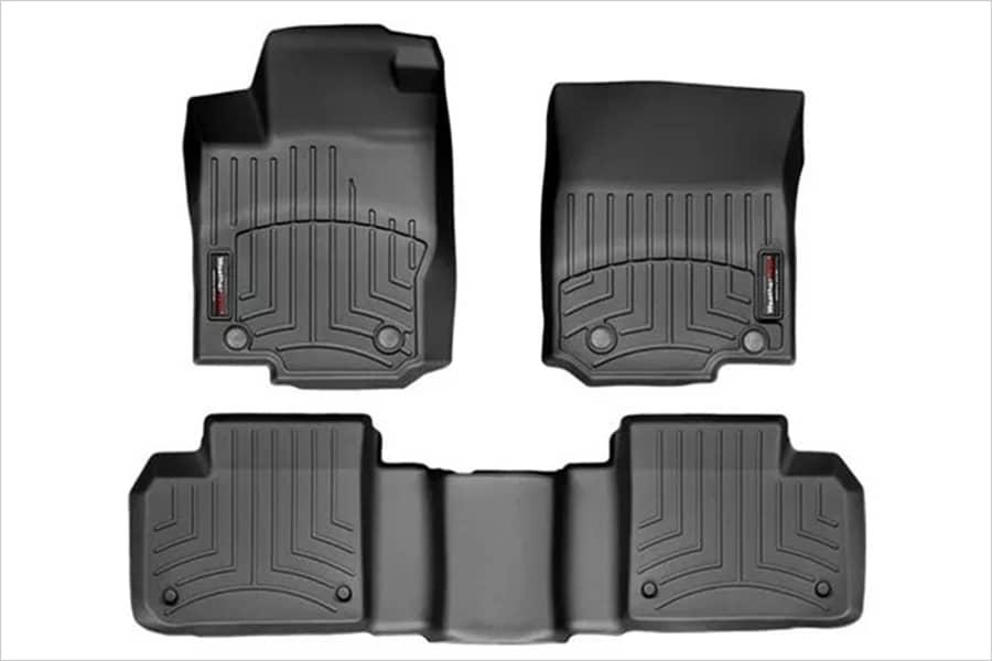 WeatherTech DigitalFit Floor Liners for Mercedes-Benz