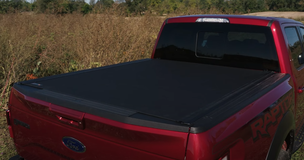 BAK Revolver X4 installed on a Ford truck