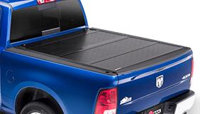 A Bak Tonneau Cover Installed on a truck