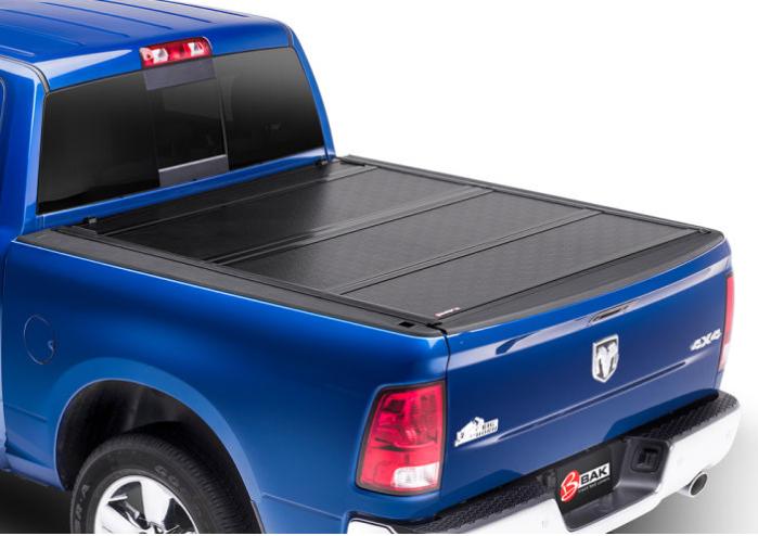 BAKFlip G2 installed over a truck bed