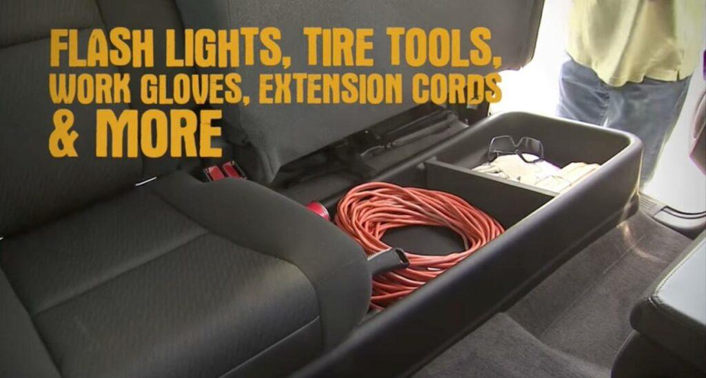 Husky Liners GearBox® Under Seat Storage