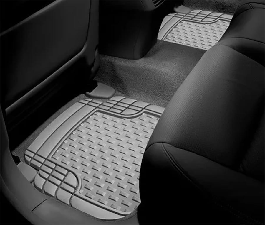 rear mat, front bench seat