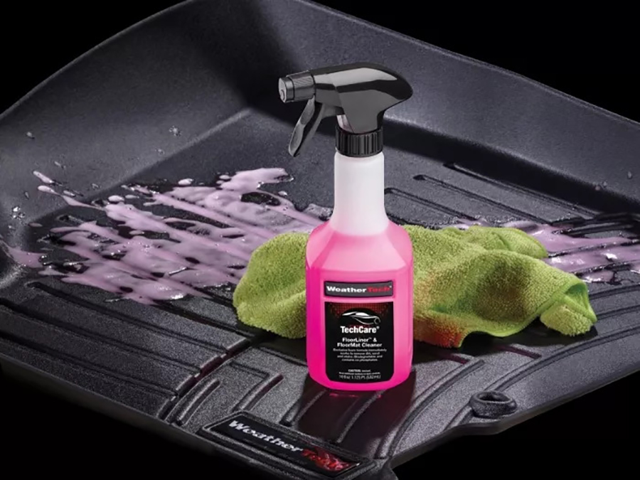 You're currently browsing WeatherTech Graphic of TechCare Floor Liner Cleaner & Protector Kit
