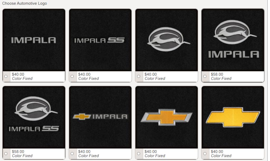 Impala logo designs
