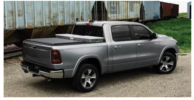 Access Toolbox Edition Roll-Up Tonneau Cover