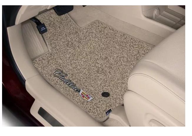 Lloyd Berber Carpet Floor Mats