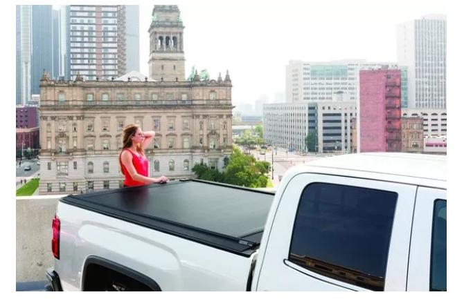 RetraxOne MX Truck Bed Cover