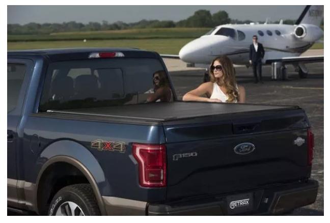 RetraxPro MX Truck Bed Cover