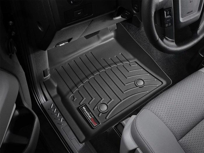 Floorliner incorporates features better than factory mats