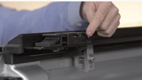 Automatic tension control on a TruXedo Deuce tonneau cover