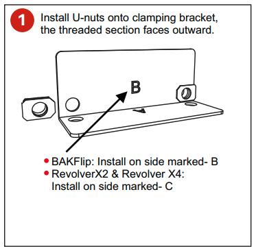 BAK Instructions, Step 1